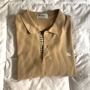 Authentic Burberry Polo